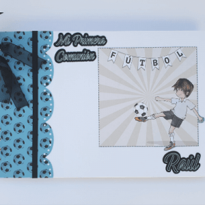 libro de firmas futbol 2