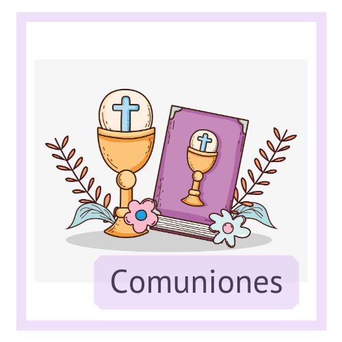 Regalos de Comunión