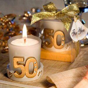 Vela Boda 50 Aniversario